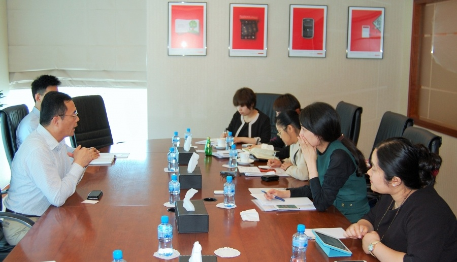 EDB Hosts Chinese Journalists to the Kingdom