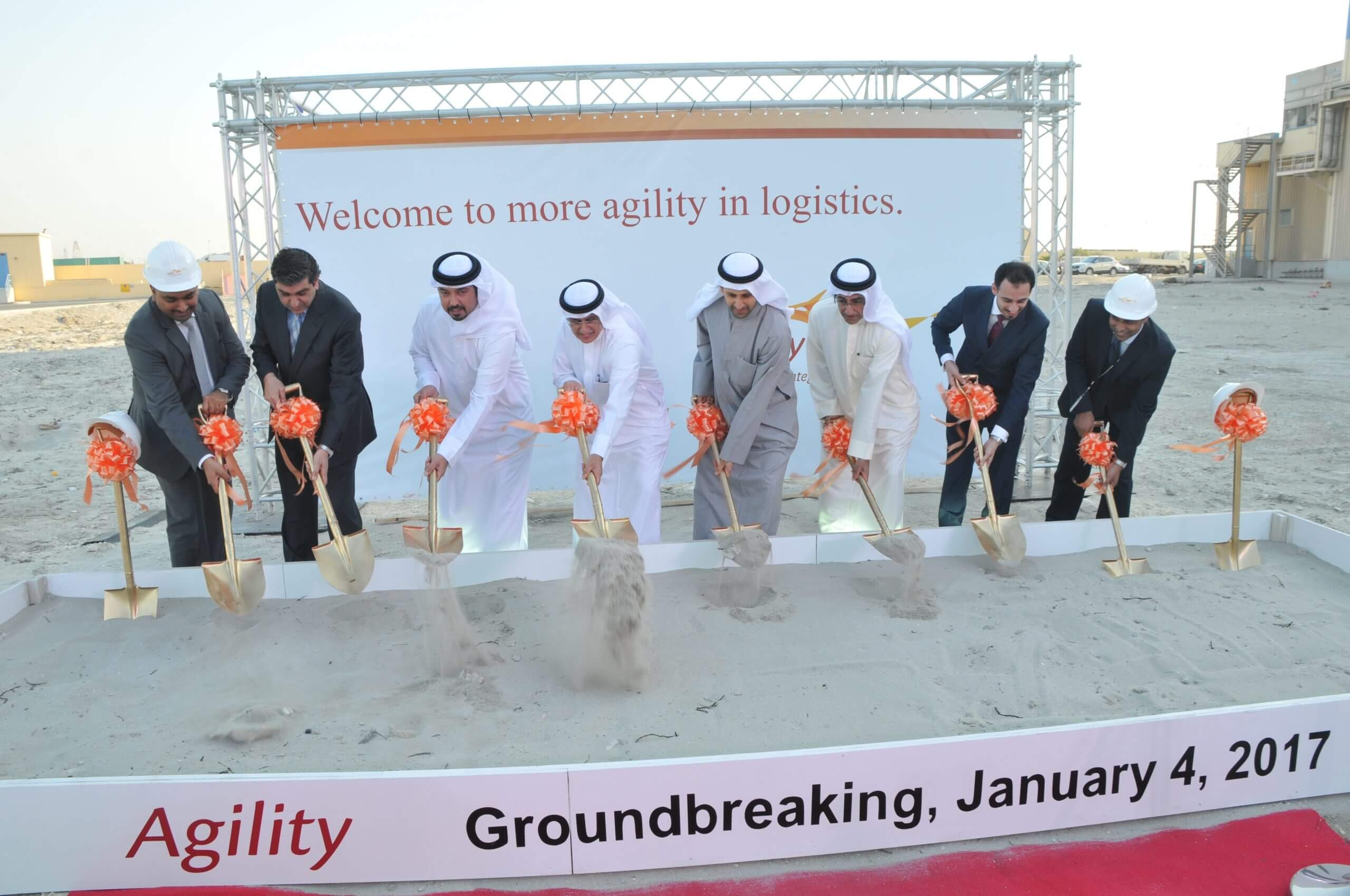 Agility invests USD$10 million in expanding its logistics hub in Bahrain