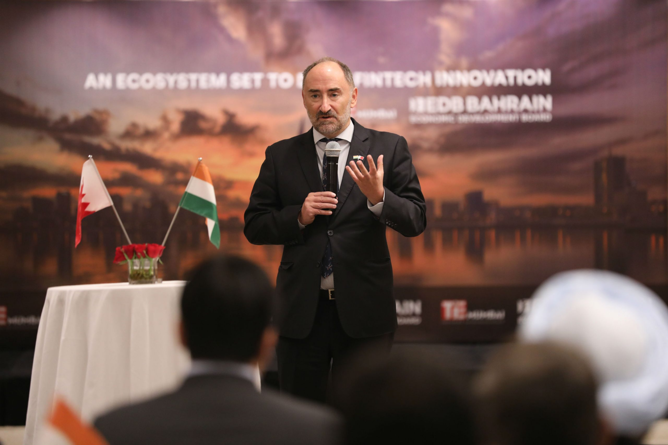 Delegation Organised a Business Forum attended by 100 Indian Investors