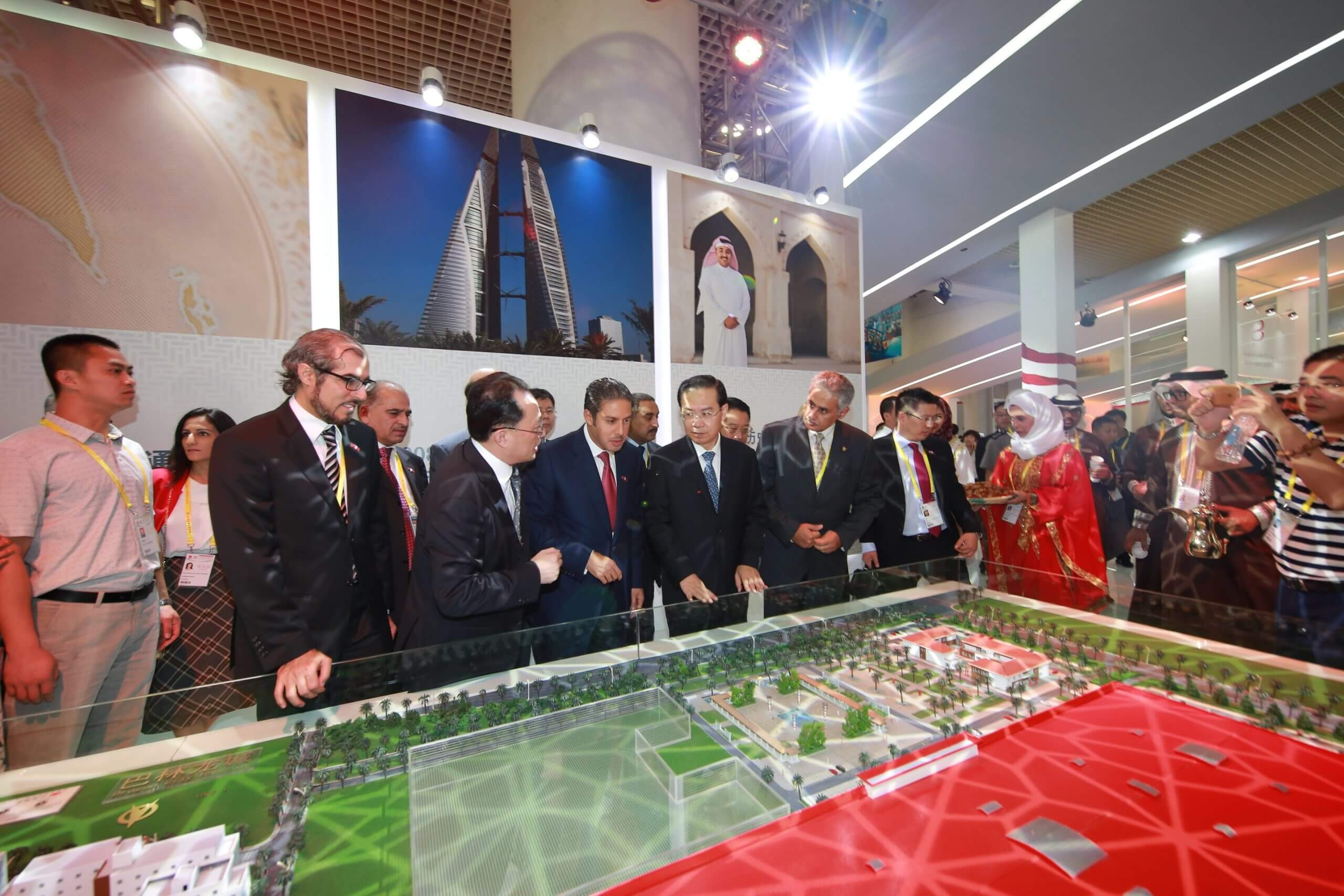 Bahrain launches pavilion as Guest Country of Honour at CIFIT