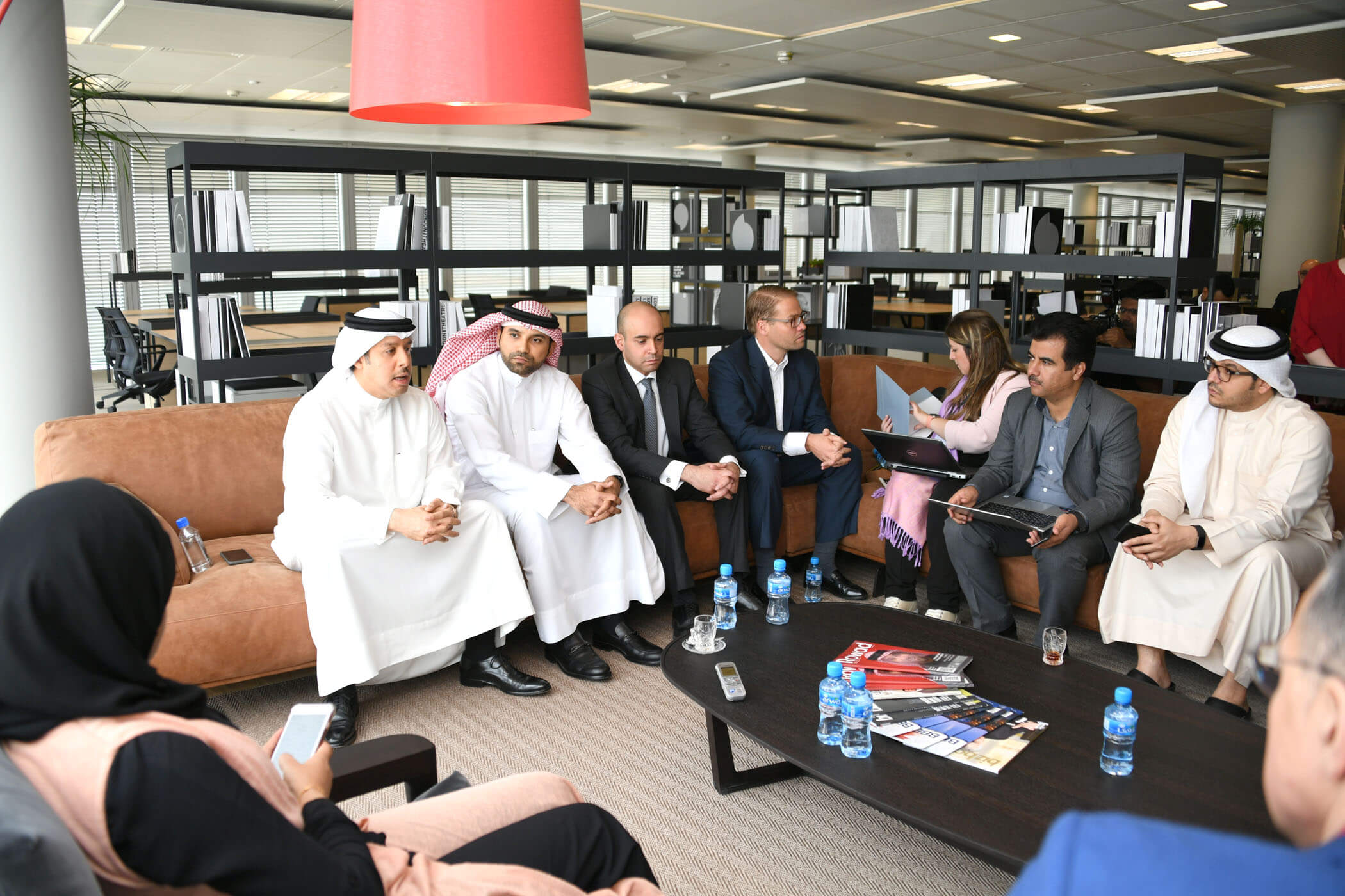 Bahrain FinTech Bay highlights launch with announcement of startups and founding partners