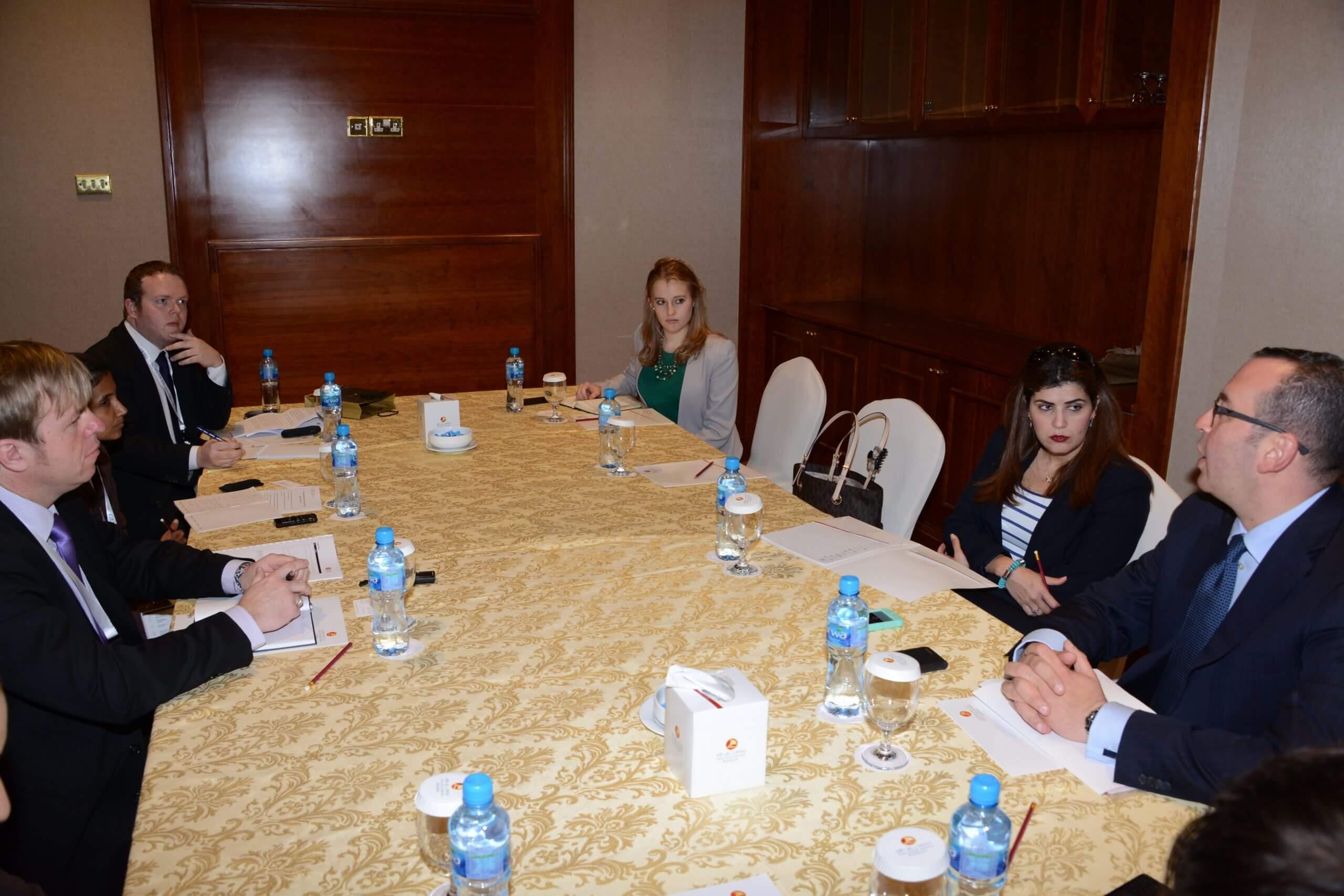 Economic Development Board Hosts a Number of International Journalists