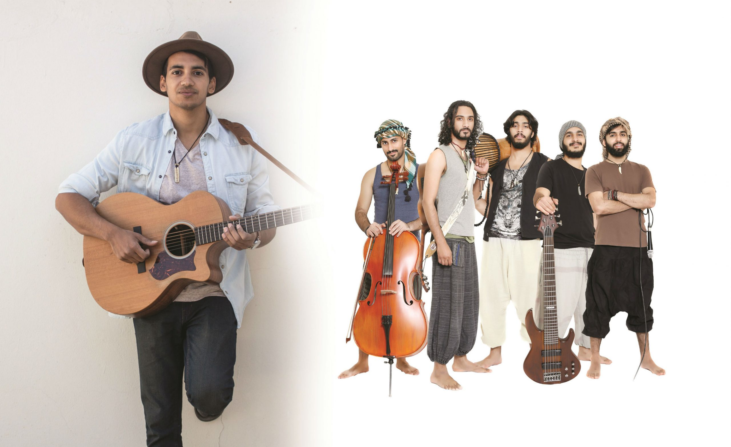 Bahrain's Mo Zowayed and Majaz to perform a distinctive musical concert as part of the Spring of Culture