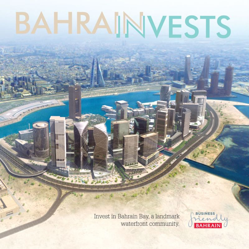 Real estate projects worth over US $26 billion in Bahrain's pipeline