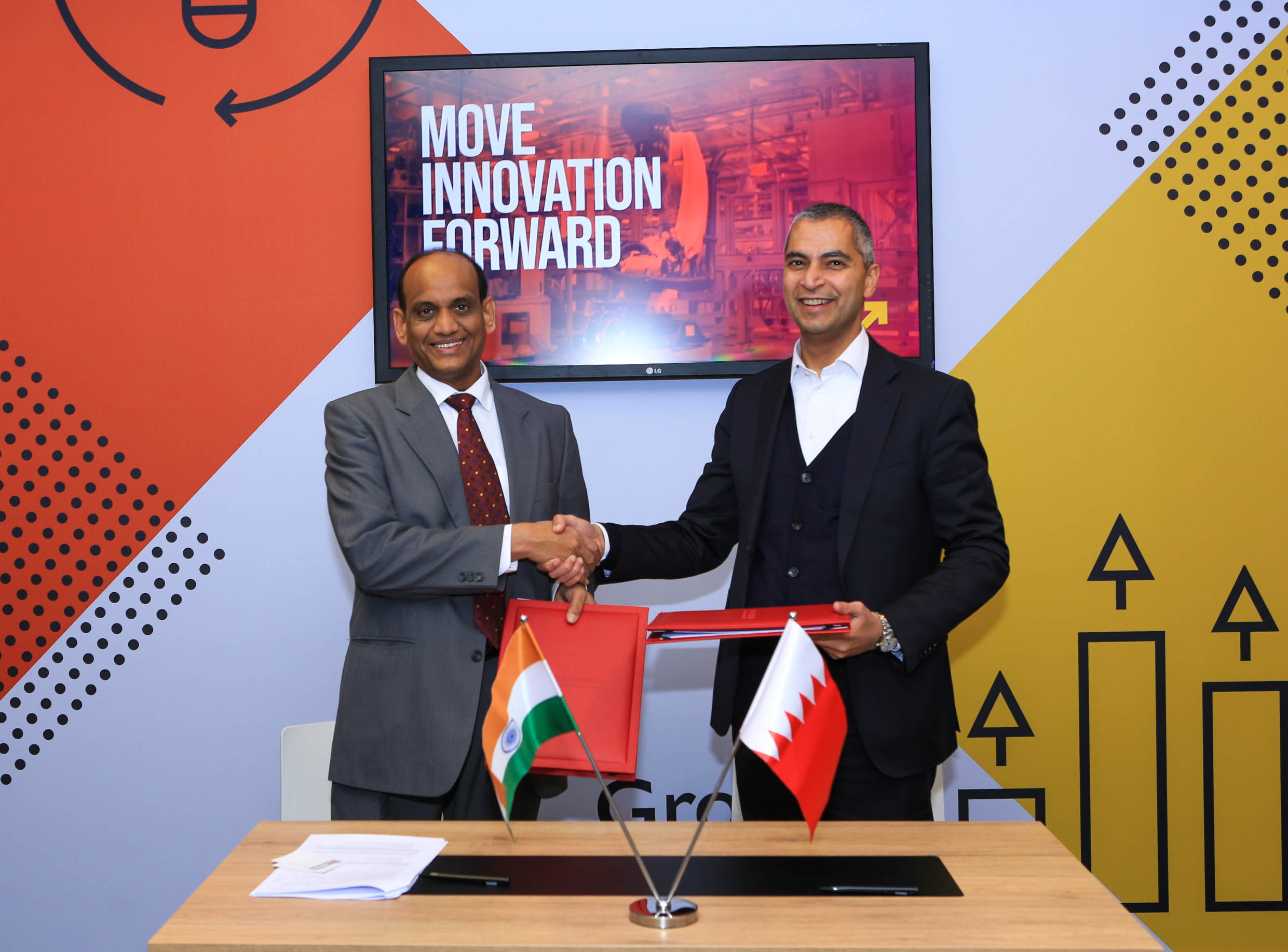 BAHRAIN AND KARNATAKA SIGN MEMORANDUM OF UNDERSTANDING PROMOTING COOPERATION IN FINTECH, AI, IOT AND CYBER-SECURITY