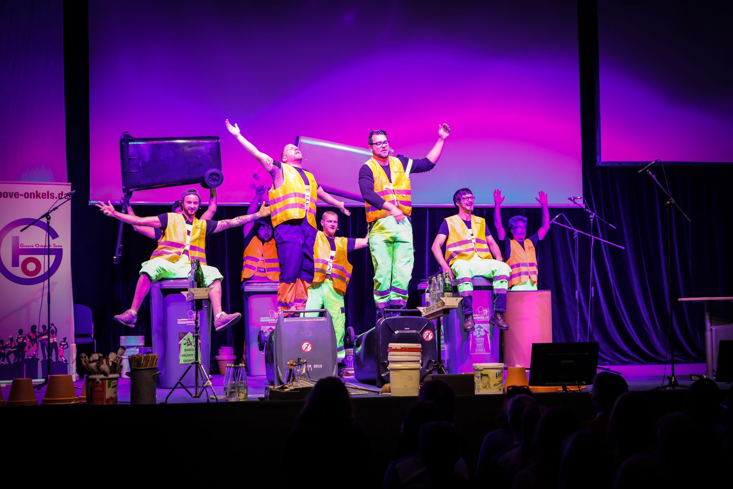 Bahrain EDB kicks off 12th Spring of Culture with performances by Groove Onkels