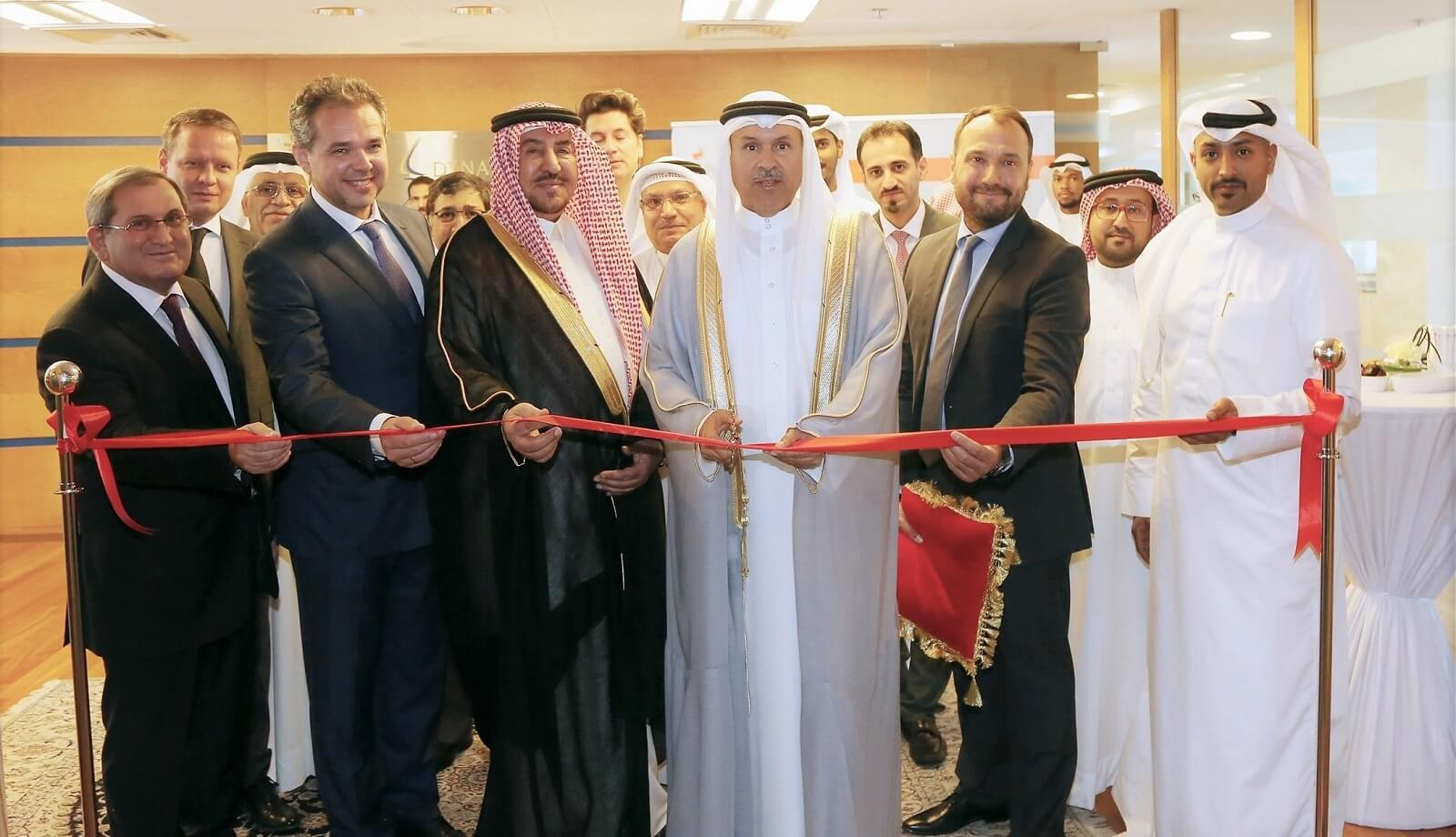 محافظ العاصمة يفتتح مكتب عمليات شركة انتراتول لمنطقة الخليج في البحرين
