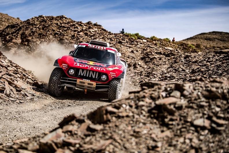 Rallye Du Maroc: Peterhansel wins the FIA World Cup for Cross Country Rallies
