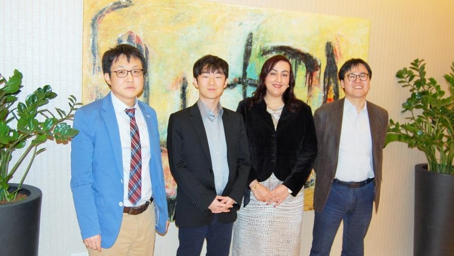 Economic Development Board Hosts South Korean Journalists