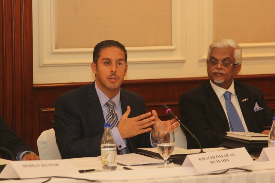 IISS and EDB Host Strategic Economic Forum in India