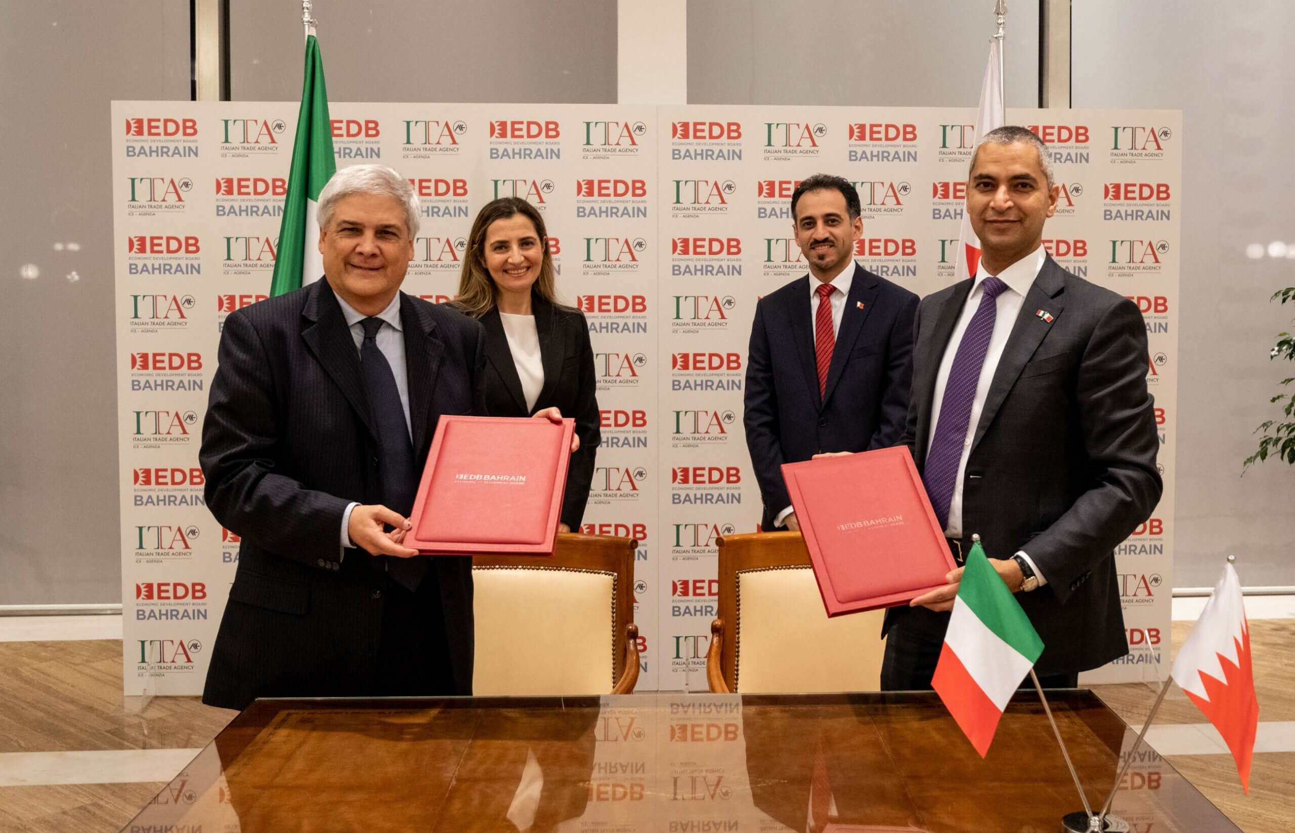 The Italian Trade Agency (ICE) to open an office in Bahrain