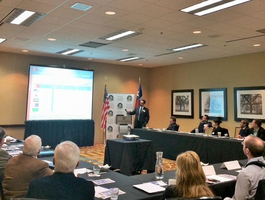 Delegation from Economic Development Board promotes the Kingdom in USA
