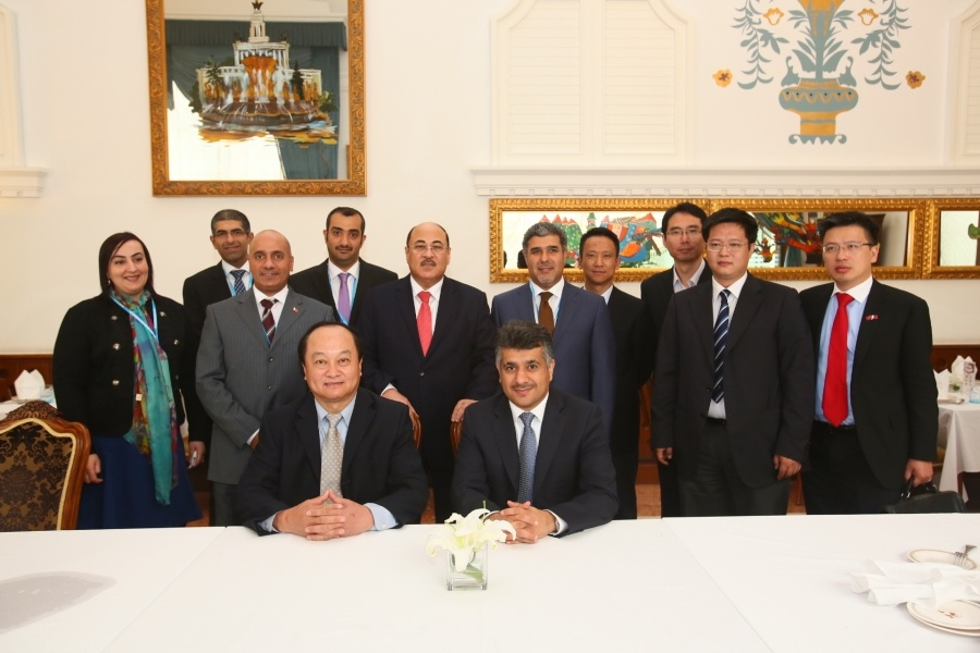 EDB Aims To Attract Chinese Investment Into The Kingdom