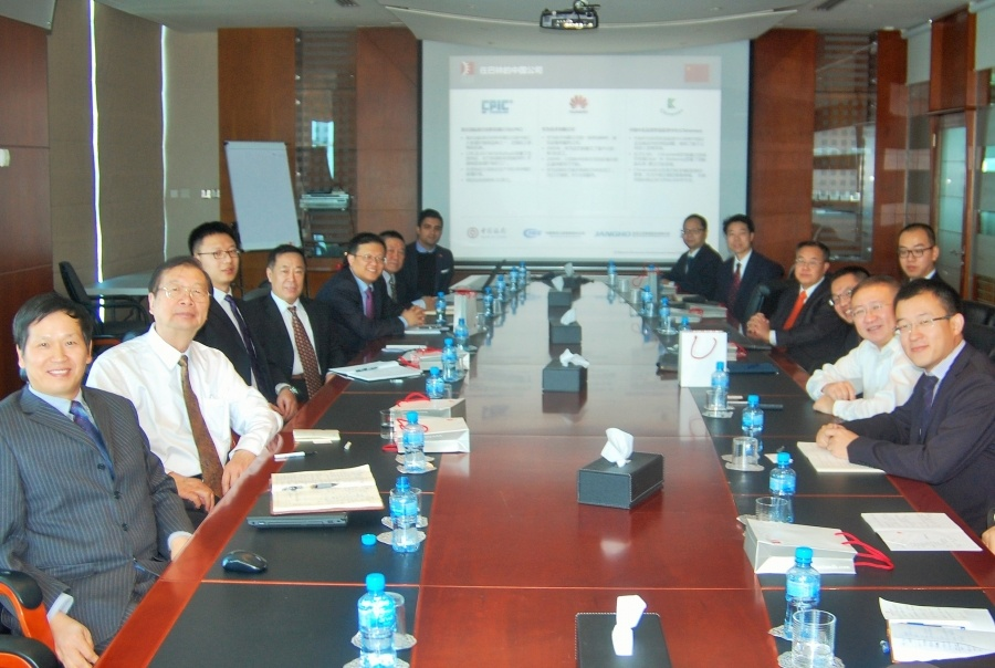 Chinese Businessmen Explore Bahrain's Investment Opportunities