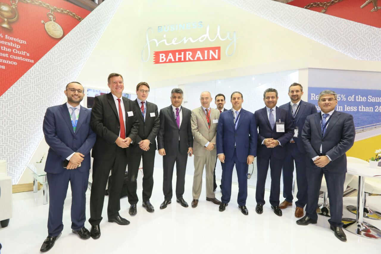 Bahrain Delegation in Germany to promote investment opportunities in logistics
